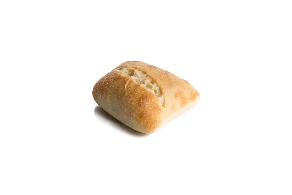 "Rustic Ciabatta Sandwich 4""x2.5"""