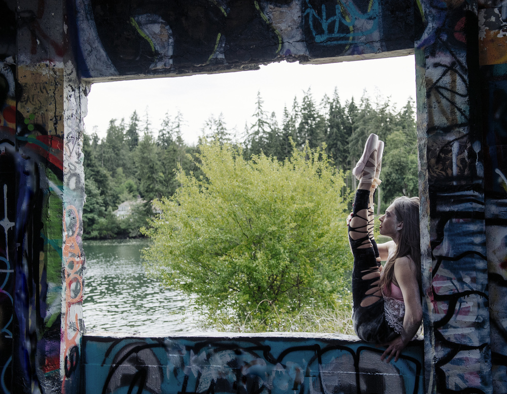 Graffiti House   Bainbridge Island, WA   2016.06.22