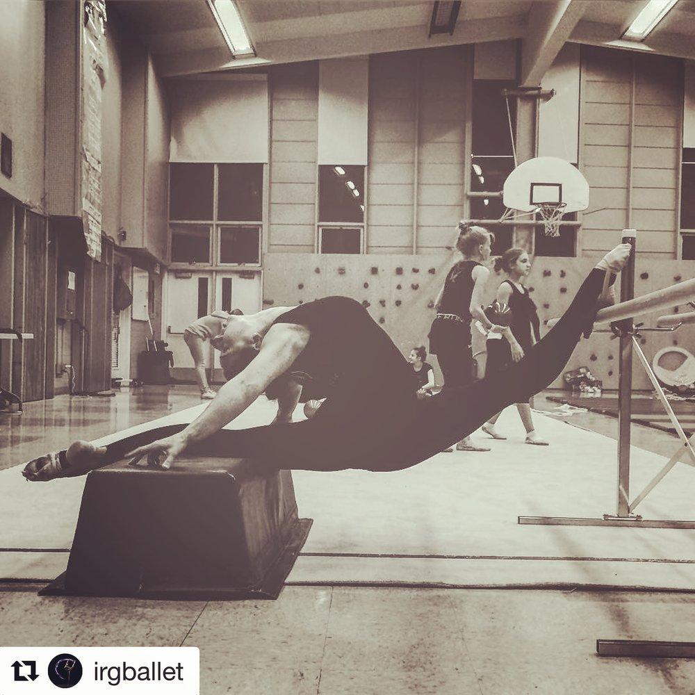 4 November 2016. Seattle, WA. Rhythmic Gymnastics.