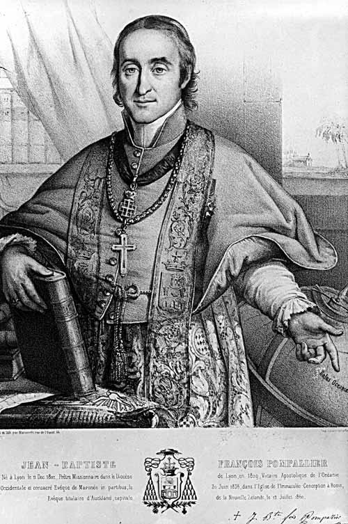 Jean Baptiste Pompallier