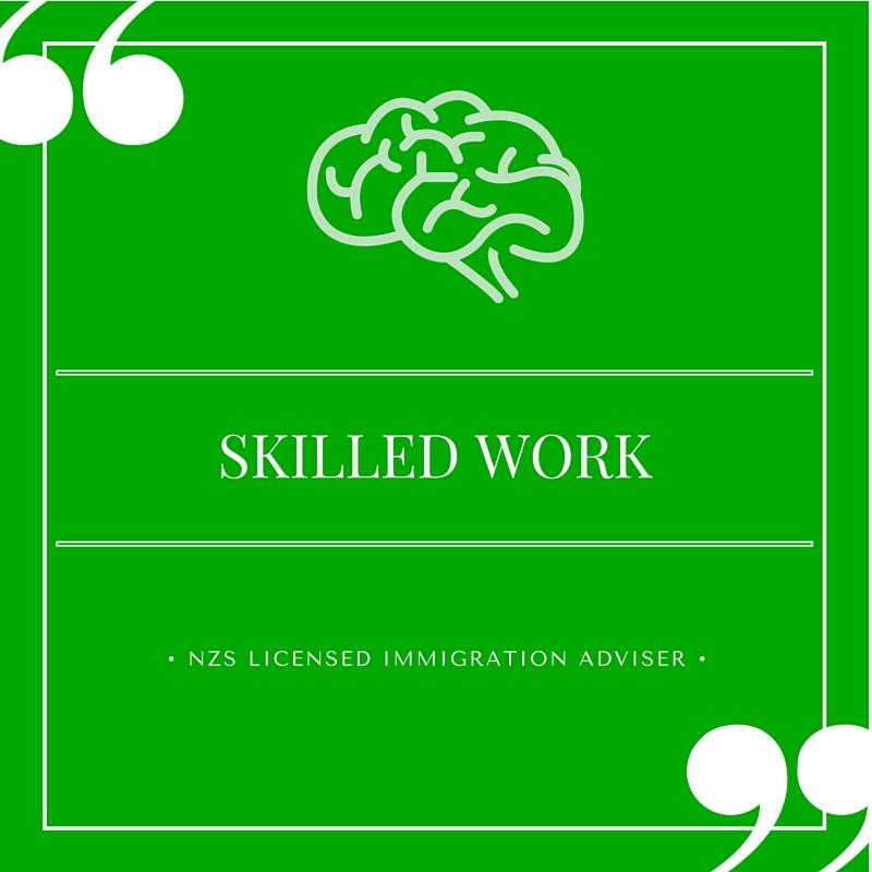 Skilled Work
