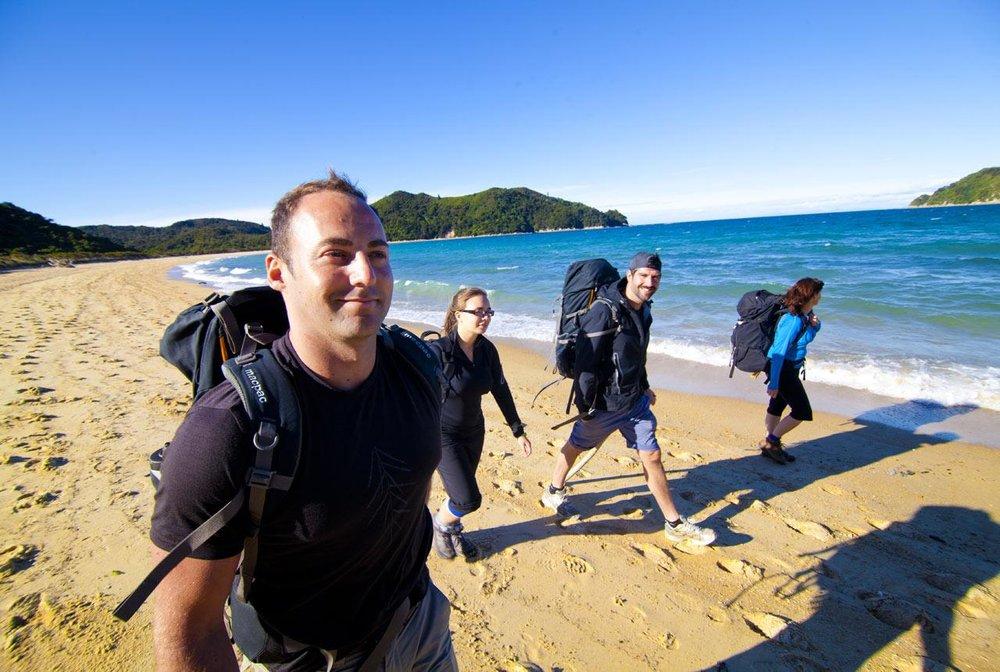 Visiter la Nouvelle-Zelande