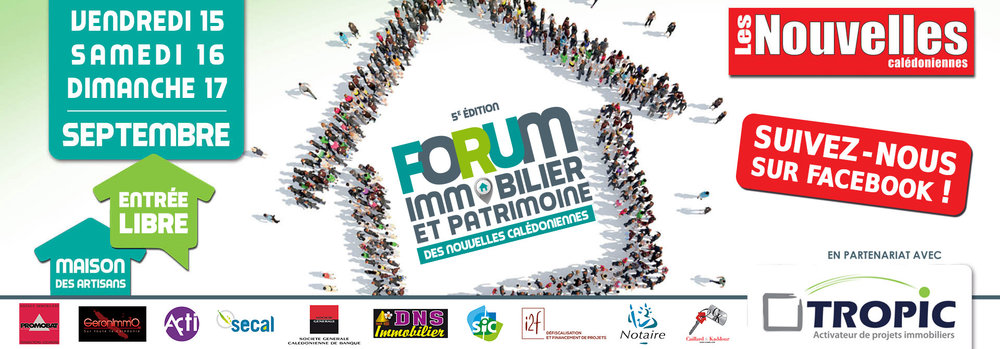 Forum Immobilier Noumea