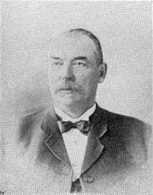 Portrait de John Endean