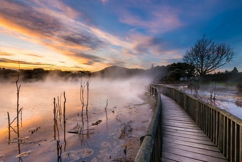 Kuirau Park © Rotoruanz