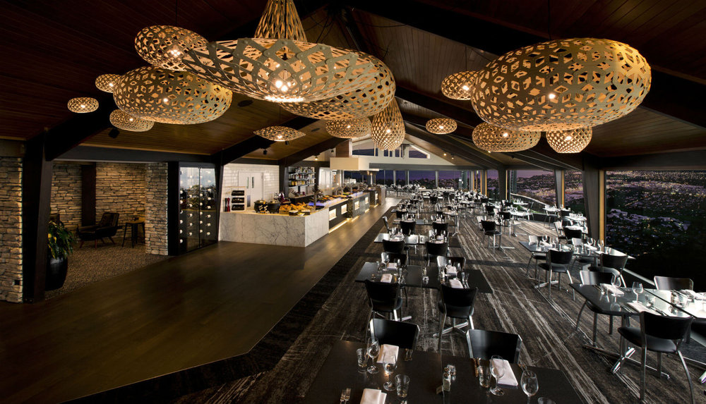 © Stratosfare Restaurant