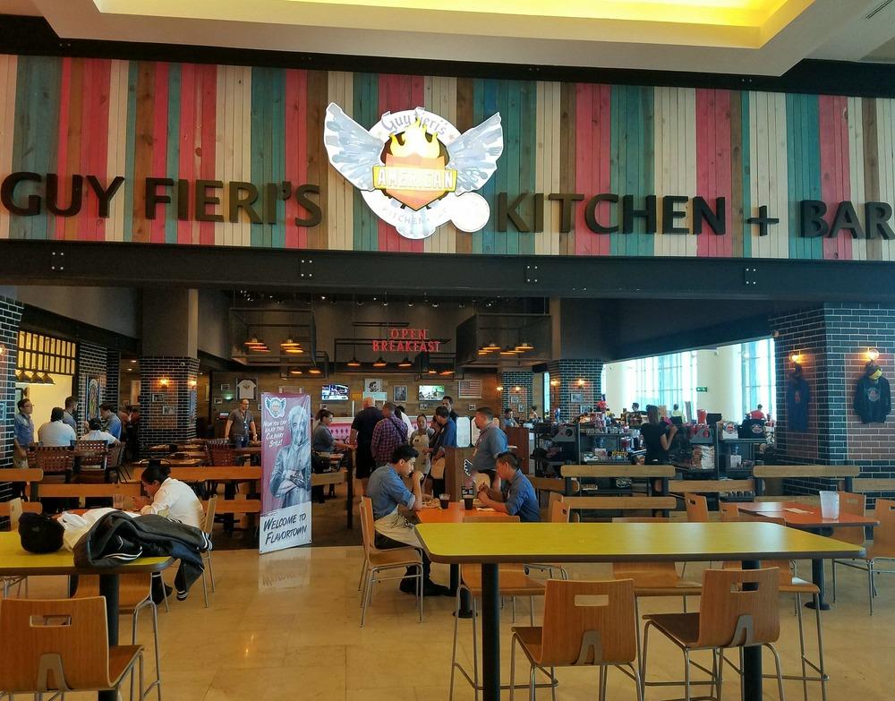 Guy Fieris Kitchen Bar Cancun Mexico