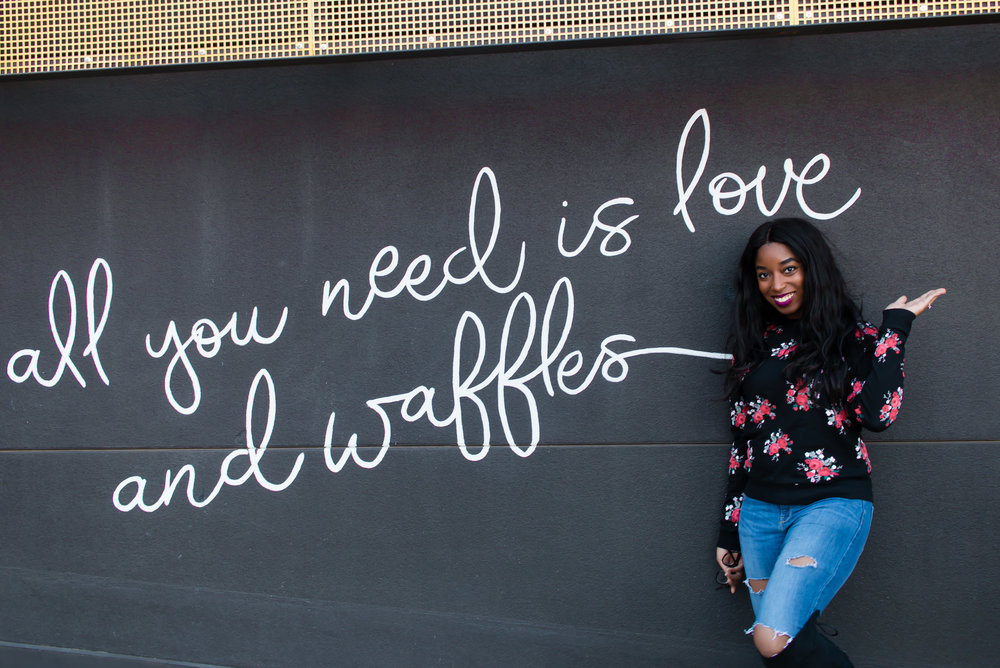 waffle-champion-chalkboard-wall-oklahoma-city