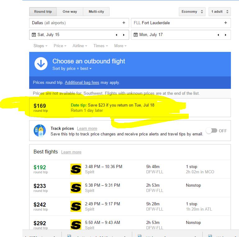 using-google-flights-to-book-airfare-busybeingshasha
