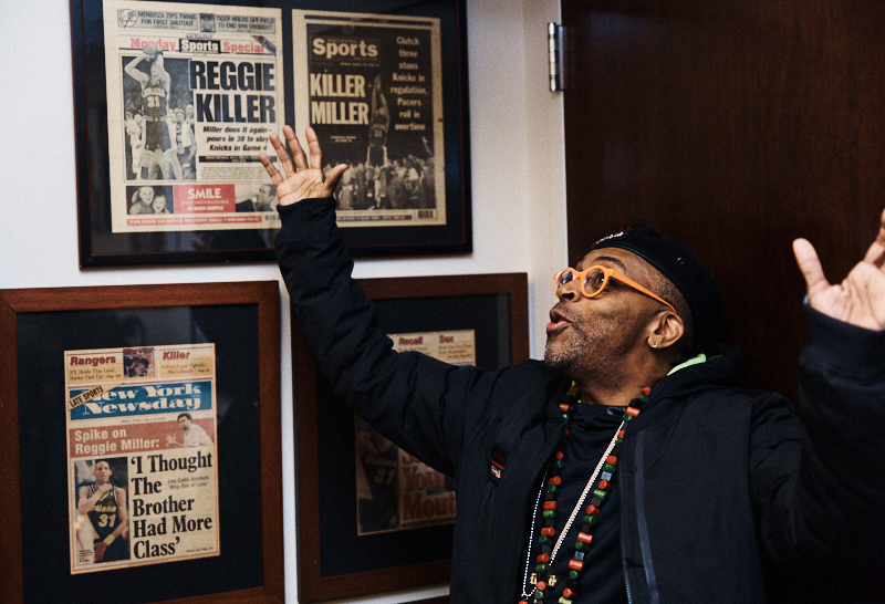 spike lee - Brooklyn 2015
