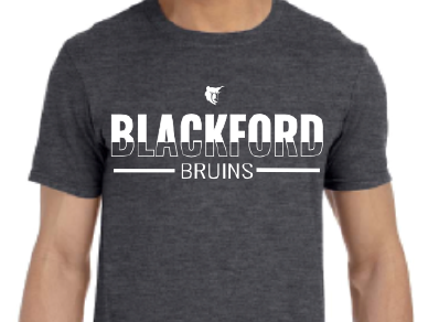 Public Variation 2 Short Sleeve:  The Blackford High school Booster Club asked me to design a series of shirts to be able to sell to the students and the public. As an one of the many alumni from Blackford, I was so excited I was able to give back to the school.