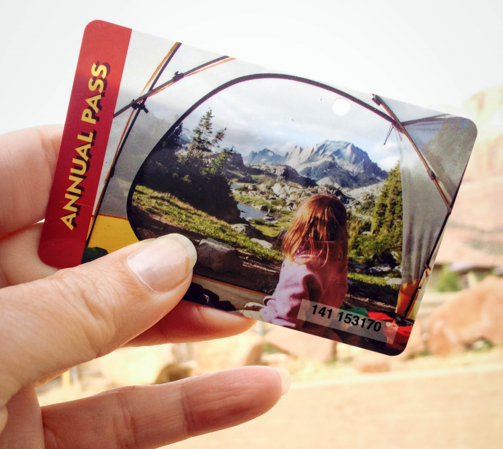 The annual National Park Pass buys you endless access to every U.S. National Park and monument for a full year.  Get your annual pass on the NPS website.
