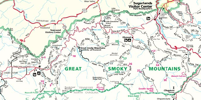 Great Smoky Mountains National Park — The Greatest American Road Trip