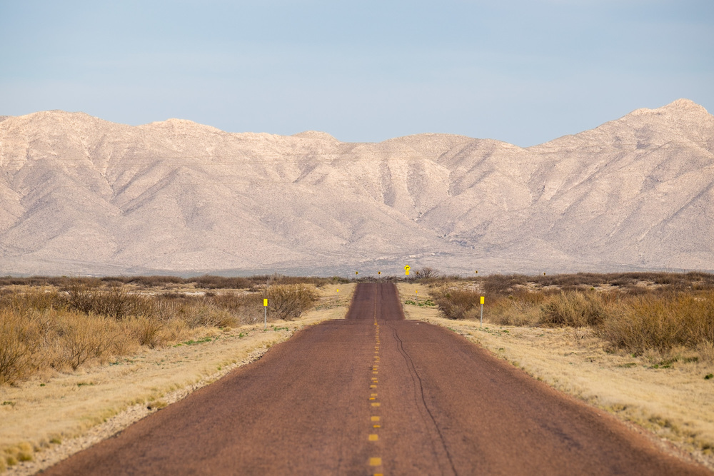 Guadalupe Mountains National Park The Greatest American Road Trip