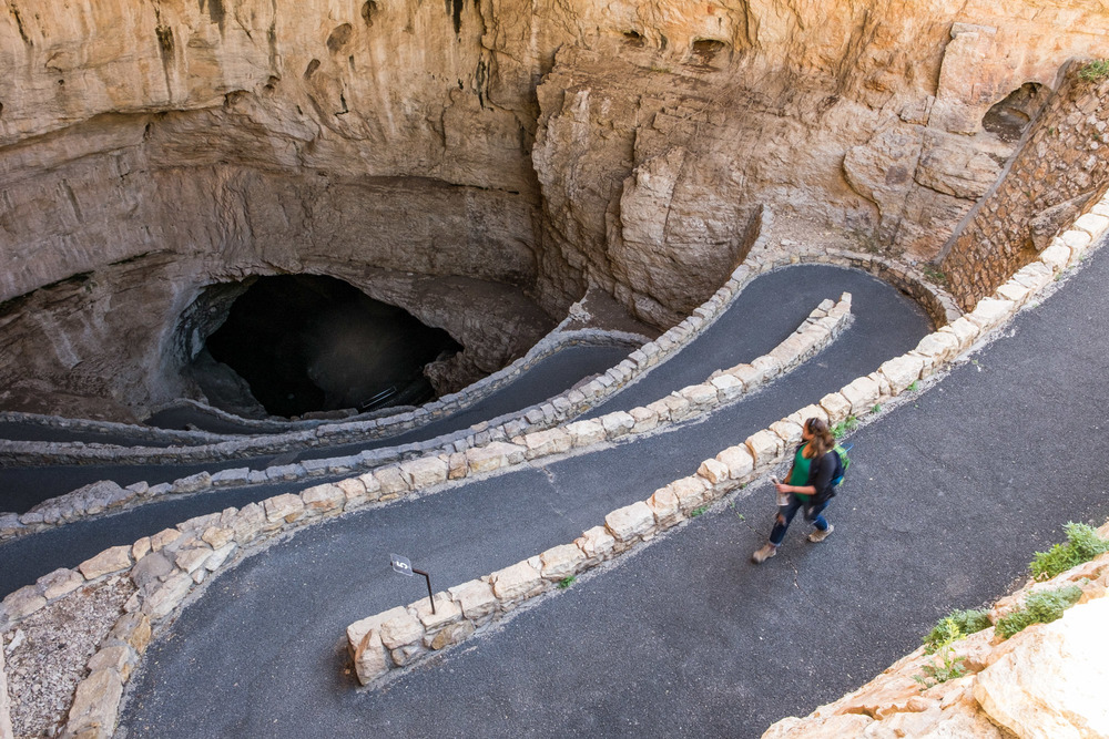 Carlsbad Caverns National Park The Greatest American Road Trip