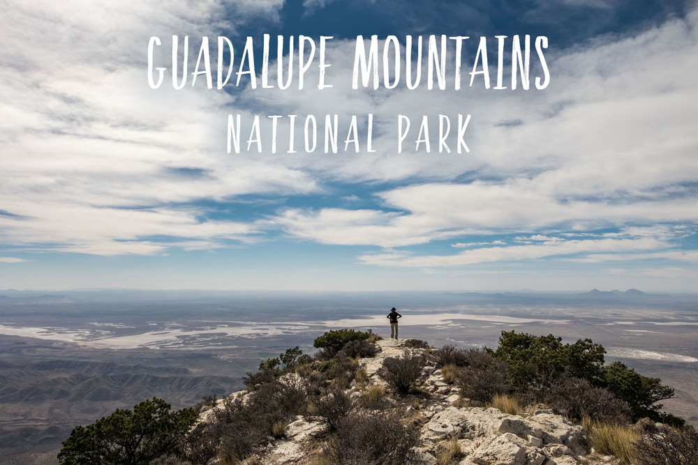 Guadalupe Mountains National Park | Park 12/59