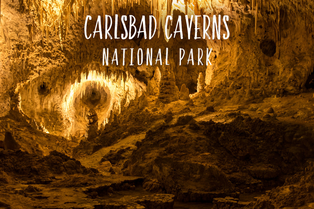Carlsbad Caverns National Park | Park 13/59
