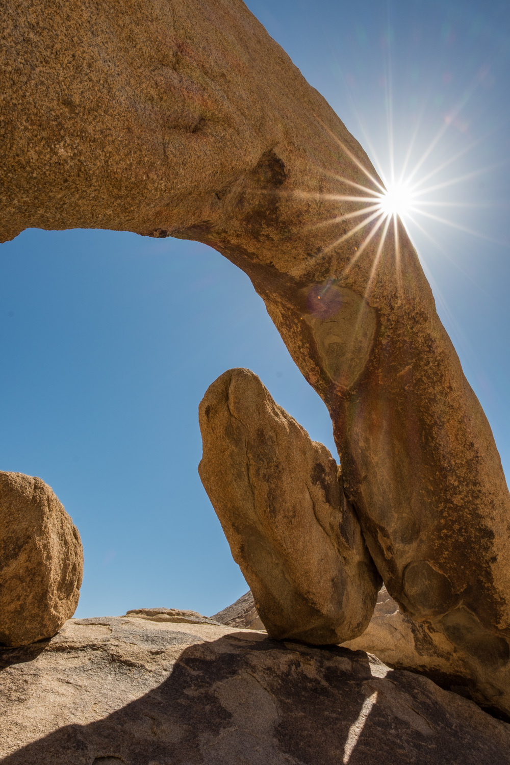 Arch Rock at Joshua Tree...another really fun rock to photograph.