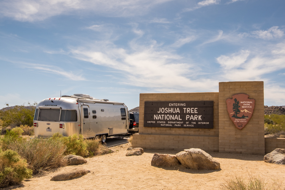 Stef, Wally, and I arrived to Joshua Tree with great anticipation. We've always heard such great things about this park.