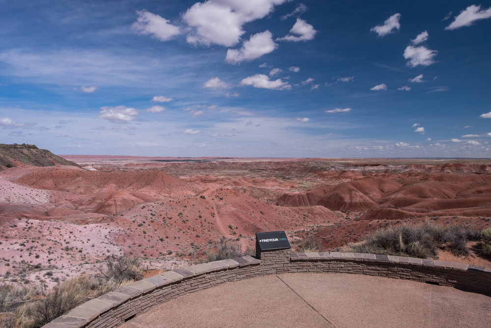 #FindYourPark at the Painted Desert!