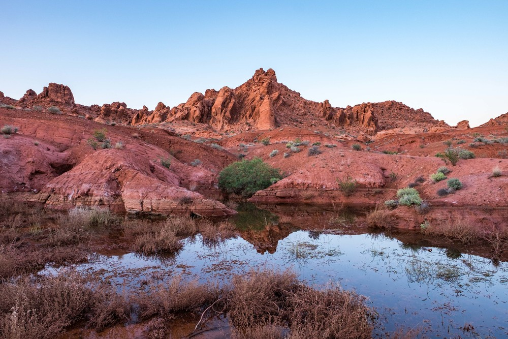 Nevada's Valley of Fire State Park.