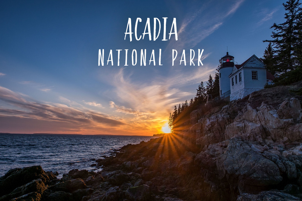Park 21/59: Acadia National Park in Maine