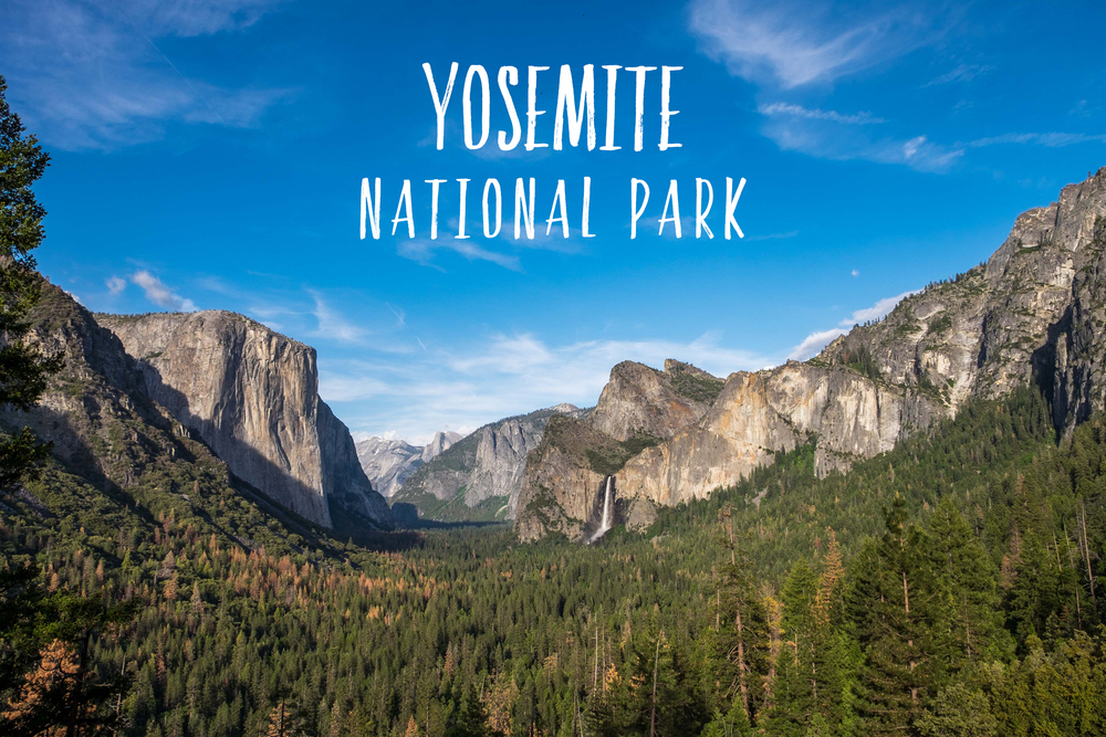Park 24/59: Yosemite National Park in California