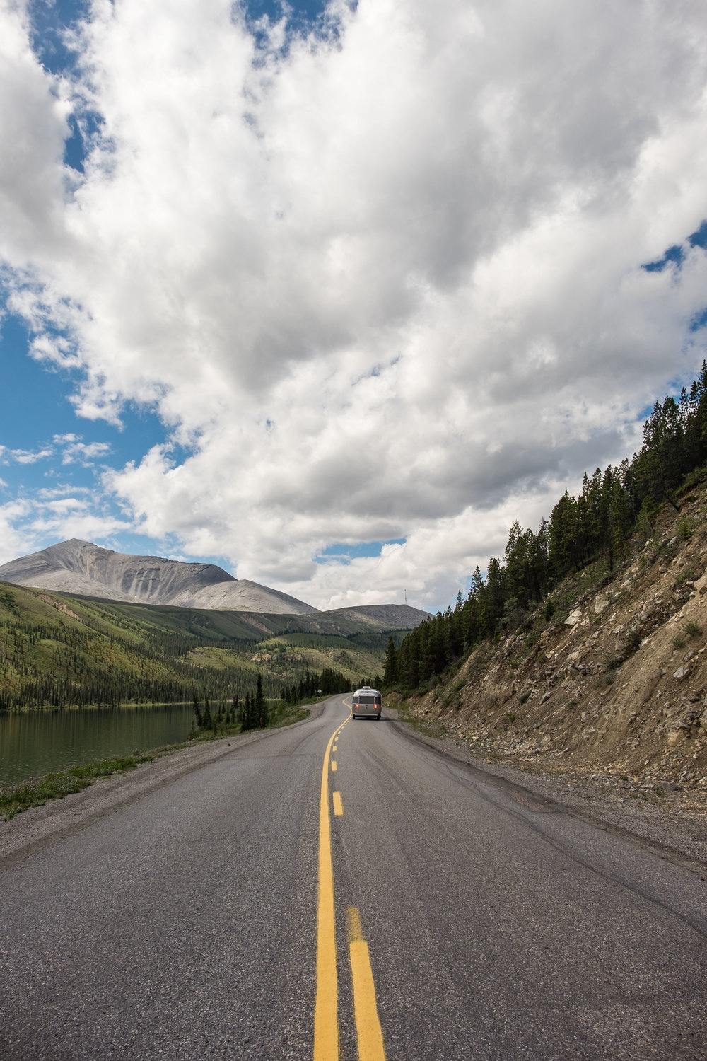 The Alaska (Alcan) Highway