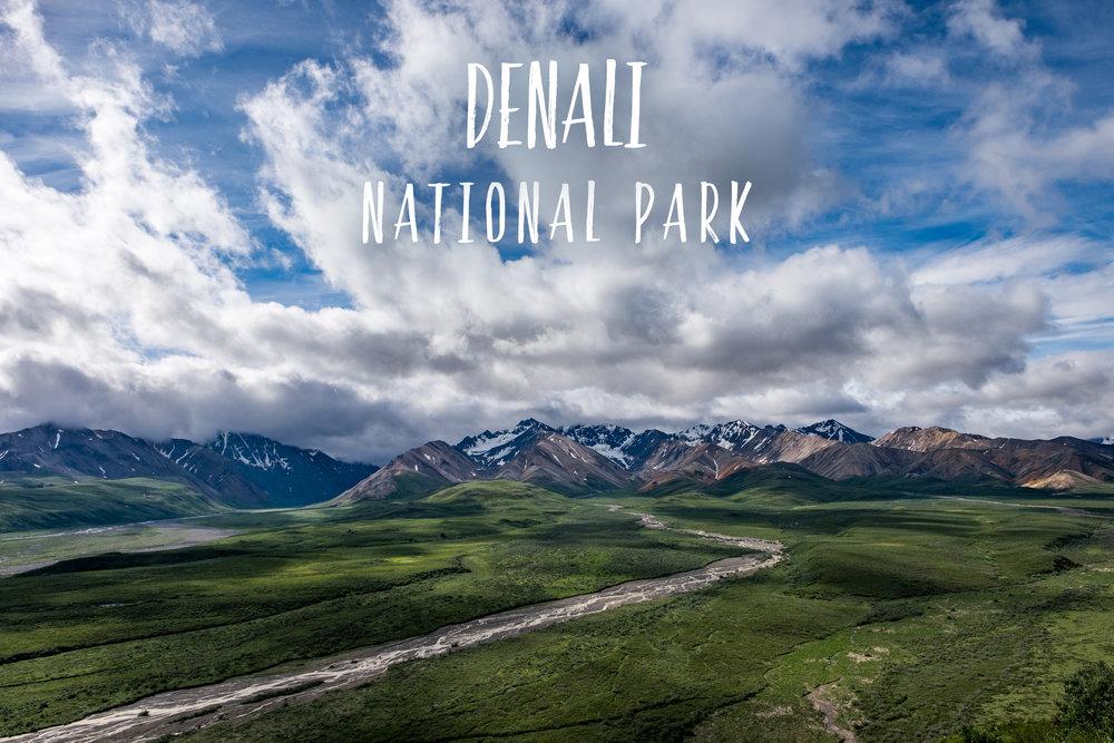 Park 33/59: Denali National Park in Alaska