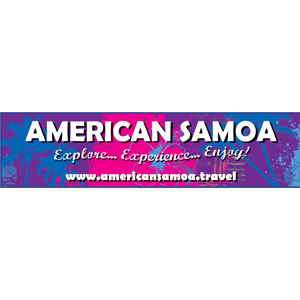 2,600 miles southwest of Hawaii is the United States Territory and National Park of American Samoa, with rainforest, beaches, and protected coral reefs located on three separate islands. We are very excited to partner with American Samoa Tourism as we travel to the national park located farthest from the North American mainland where the precious tropical land sprawls out into the sea.