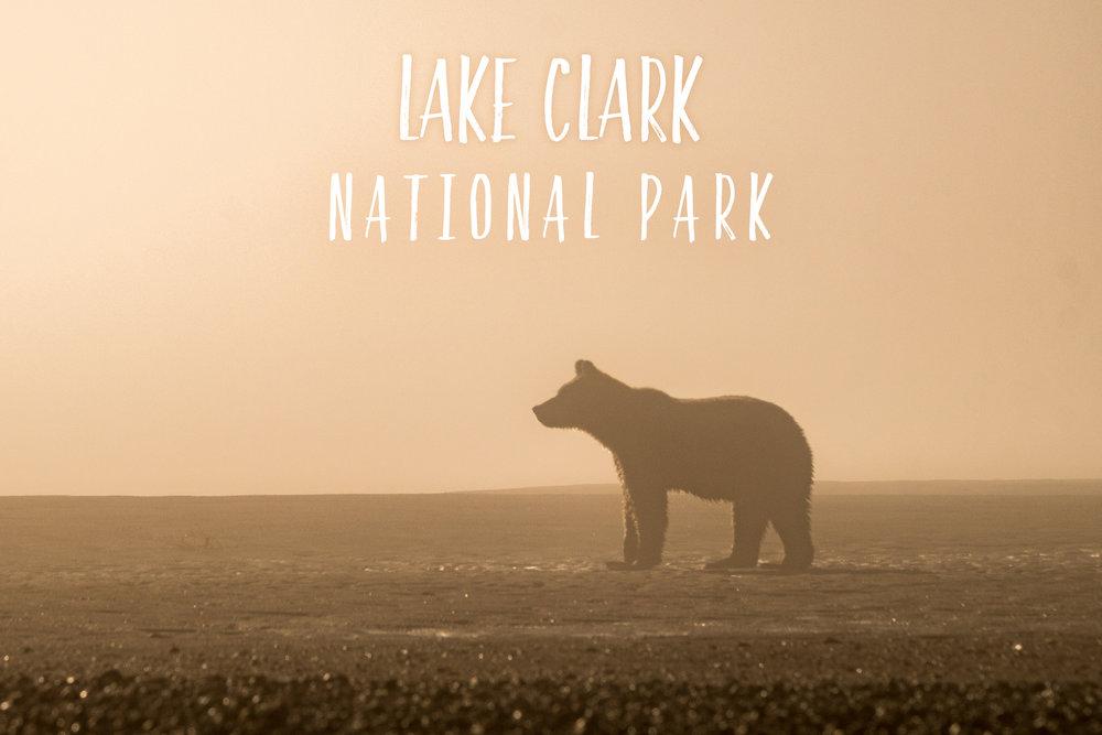Park 37/59: Lake Clark National Park in Alaska