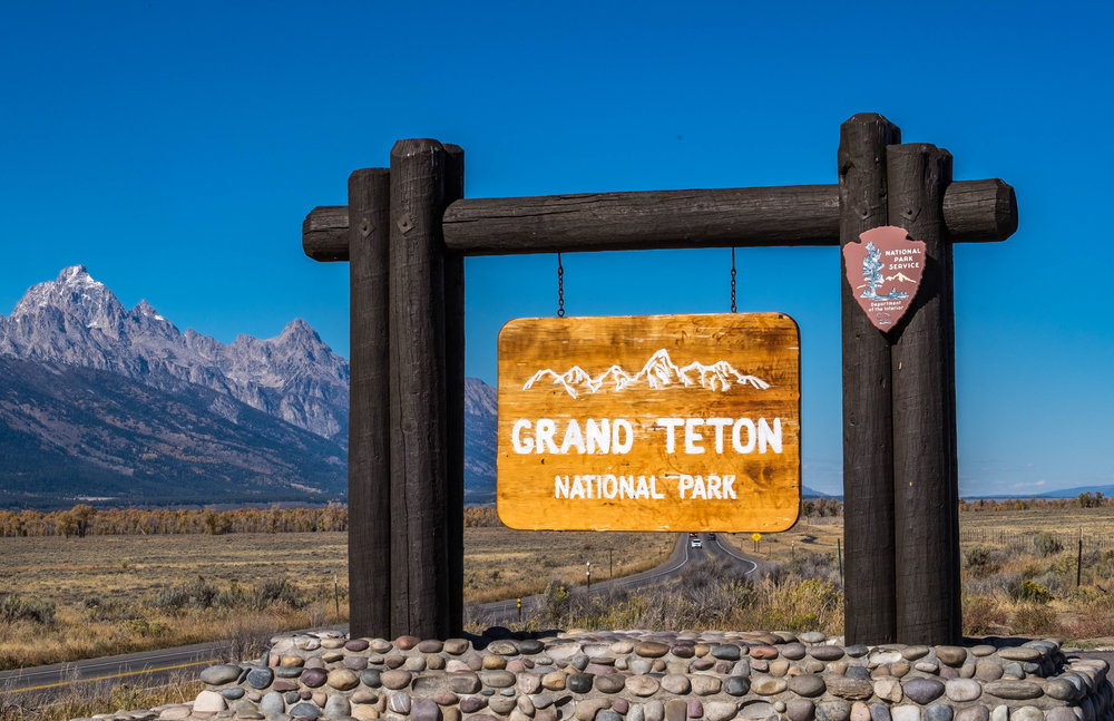 Grand Teton National Park The Greatest American Road Trip