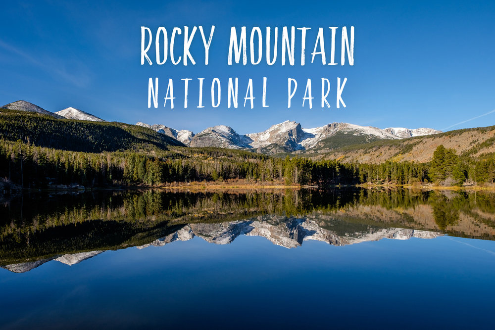 Park 43/59: Rocky Mountain National Park in Colorado