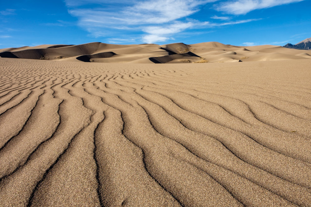 Great Sand Dunes National Park The Greatest American Road Trip