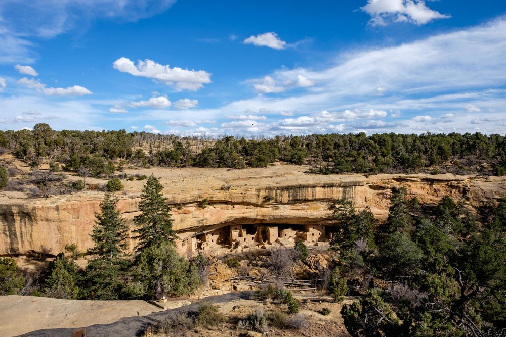 mesa verde national park single girls Mesa verde national park after visiting the 700-year-old cliff dwellings in the park's canyon walls, return to your own high desert oasis the towering flat-topped ridge of mesa verde.