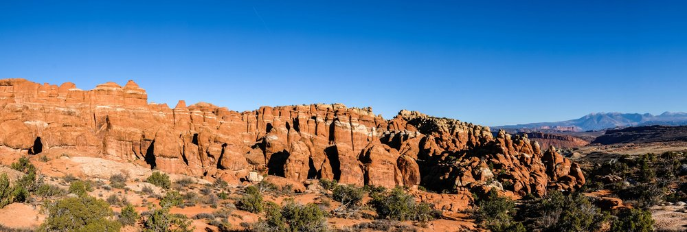 The Fiery Furnace is no place to get lost when hiking.