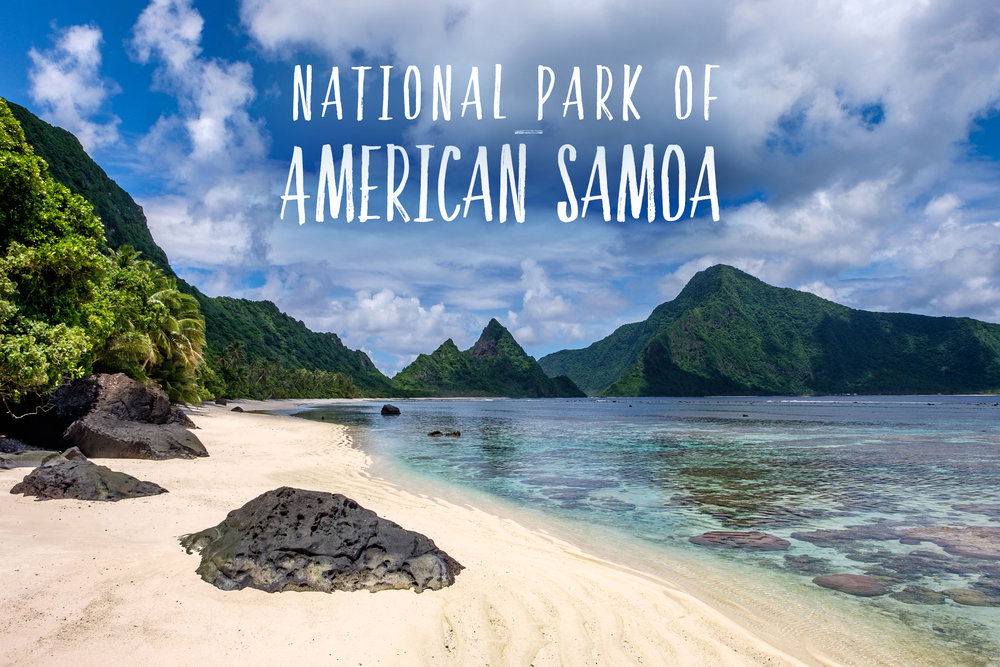 Park 56/59: the National Park of American Samoa