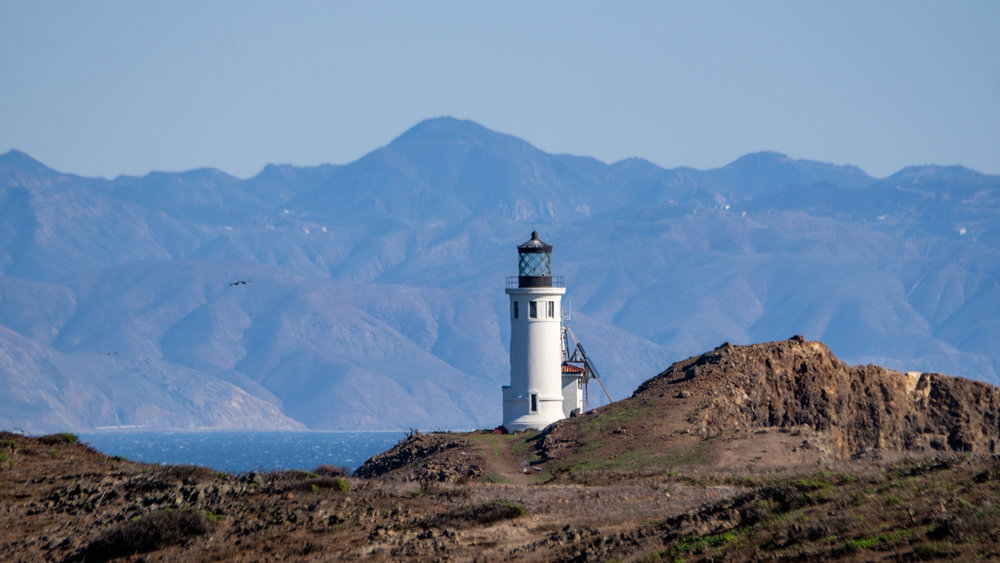 The Anacapa Island Light Station was turned on in 1932.