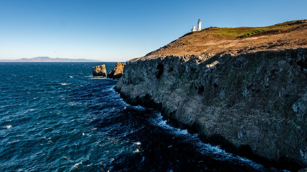 Anacapa Island is known for dramatic coastal cliffs, incredible birdlife, its historic lighthouse and for being the closest to the California mainland.
