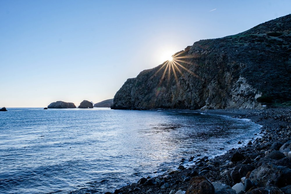 Santa Cruz Island is the most visited. Because it is the largest of the islands in the park, it has boundless opportunities for hiking, camping, wildlife viewing, and general exploration.