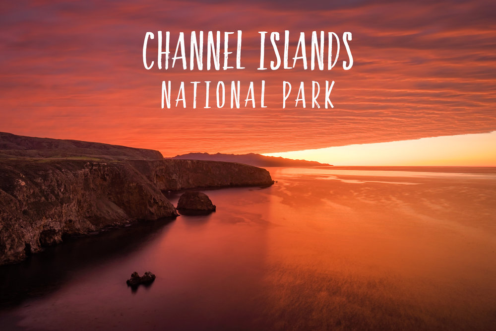 Park 57/59: Channel Islands National Park