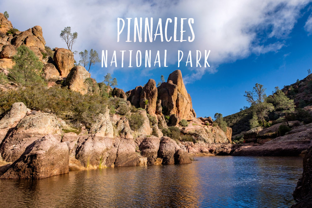Park 59/59: Pinnacles National Park in California