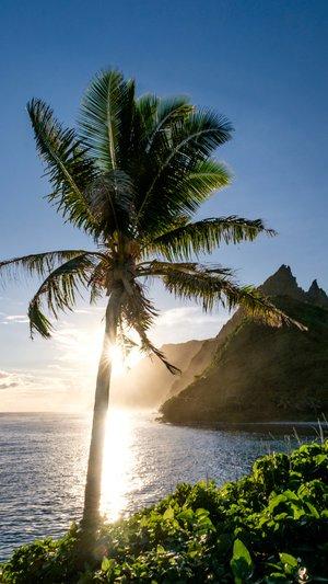 American Samoa National Park Mobile Wallpaper