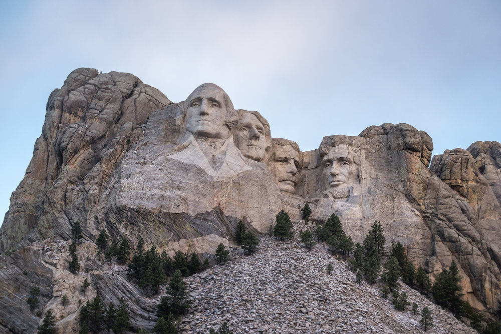Mount Rushmore in South Dakota | Photo by Stefanie Payne
