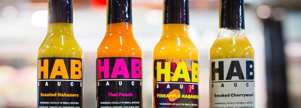 HAB Sauce | habsauces.com