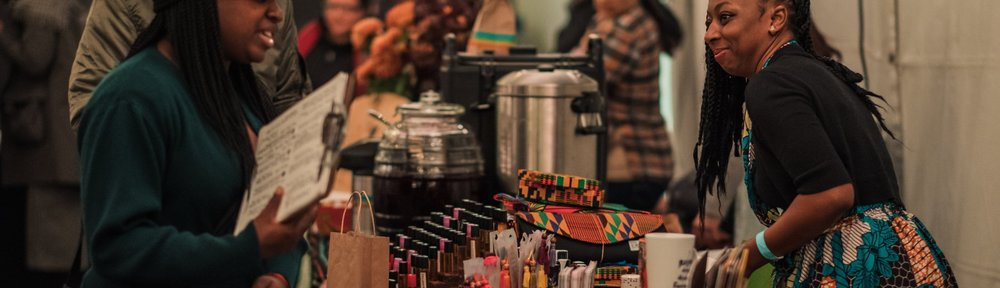 Business at My People's Market 2017: Tomara Carter | Afrocentric Essentials