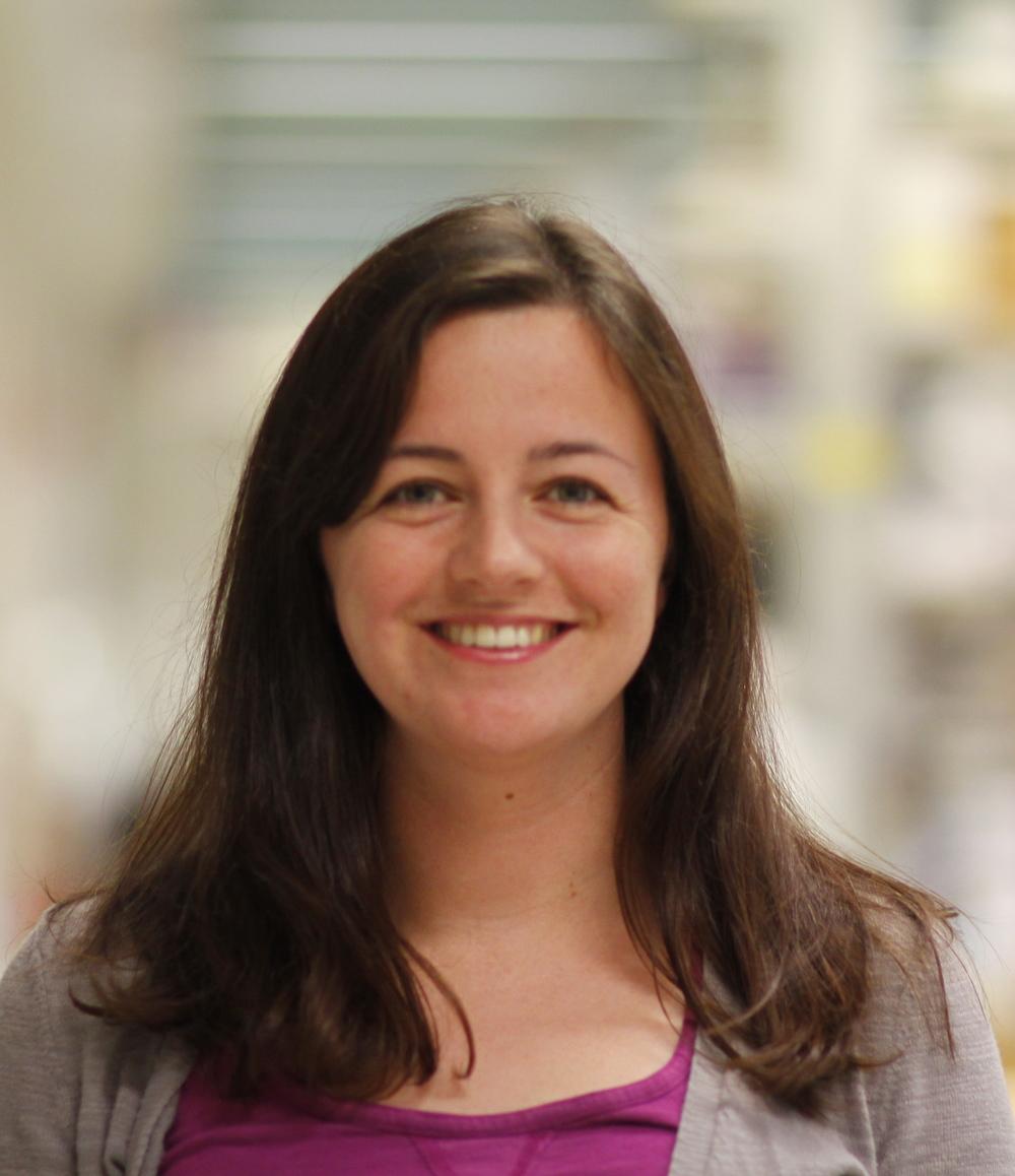 Amelia Richardson, Graduate Student