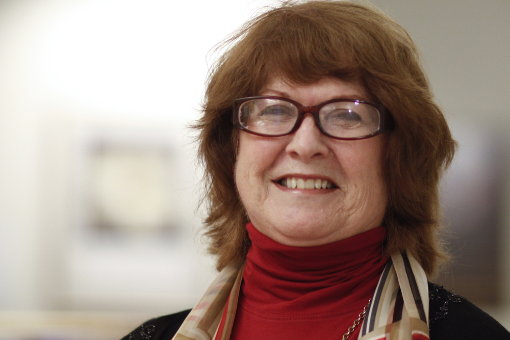 Judy Johns, Administrative Assistant