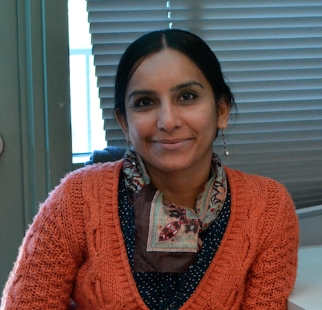 Dhanya Cheerambathur, Postdoc