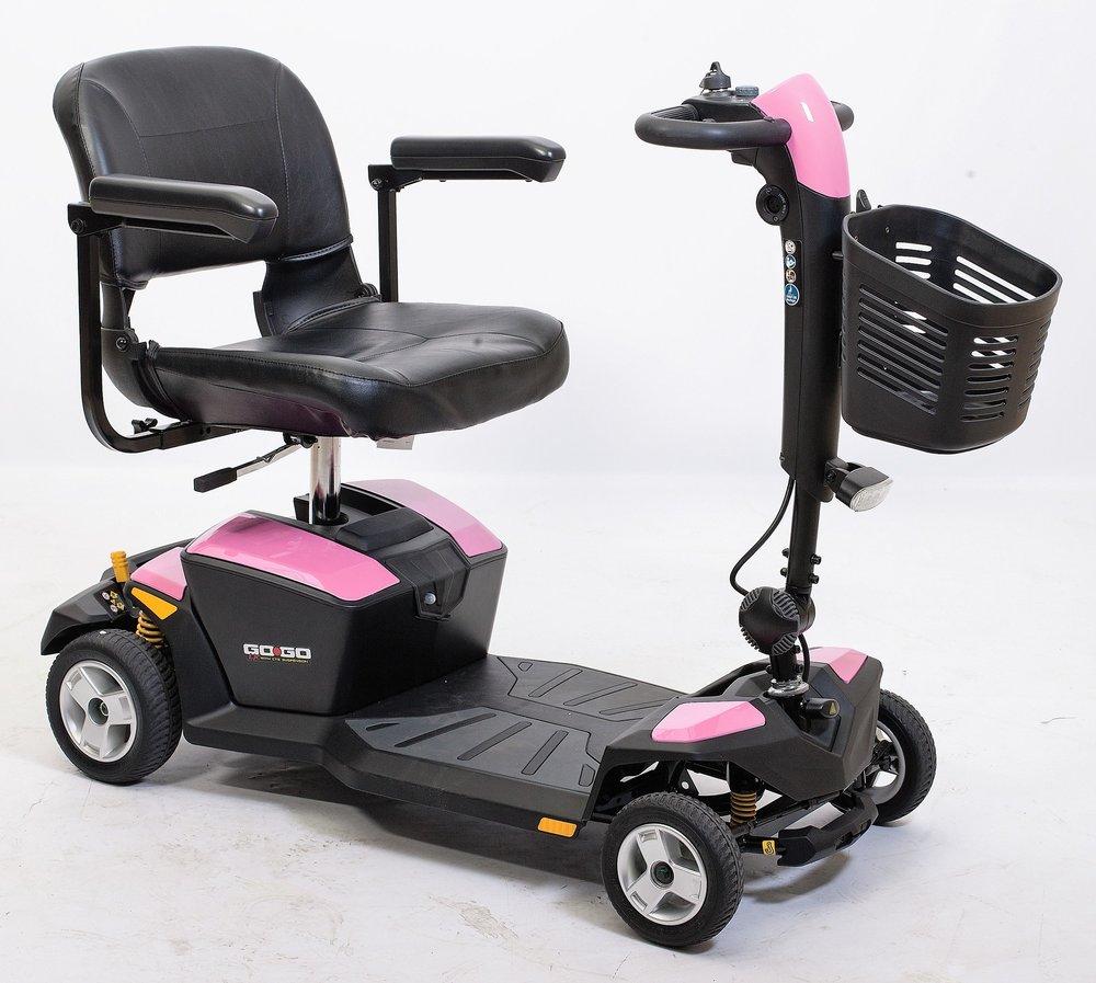 Pride GO GO LX 4 wheel